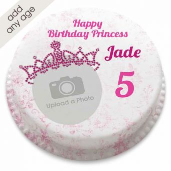 Any Age Little Princess Cake