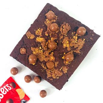 Limited Edition Malteser Brownies