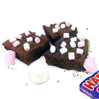 Limited Edition Marshmallow Brownies