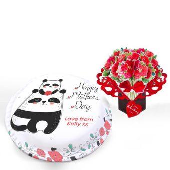 Rose Mum Gift Set