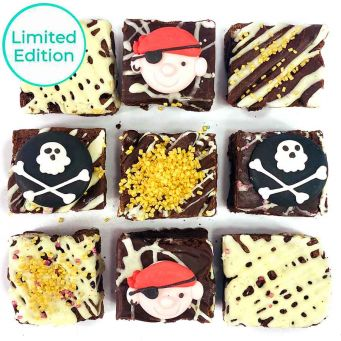 Limited Edition Pirate Brownies