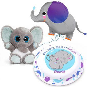 Jumbo Elephant Gift Set