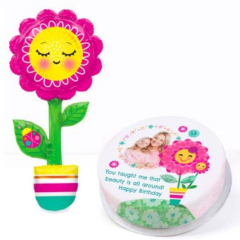 Flower Pot Gift Set