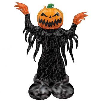 Pumpkin Head Ghost AirLoonz
