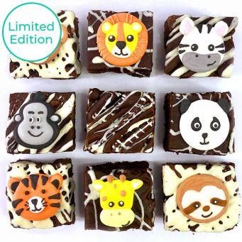 Limited Edition Safari Brownies