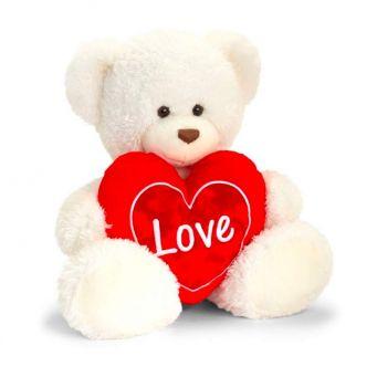 White Heart Bear - V