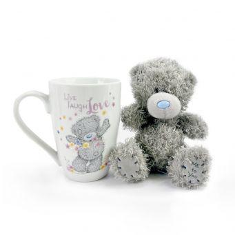 Ted in a Mug