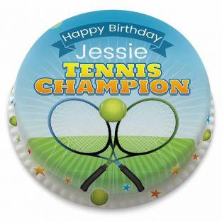 Tennis Champion Cake