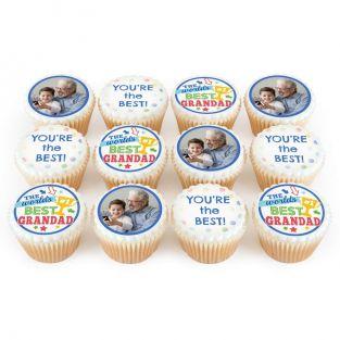 12 Best Grandad Cupcakes