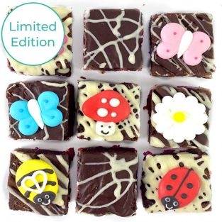 Limited Edition Spring Brownies