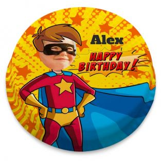 Super Boy Cake