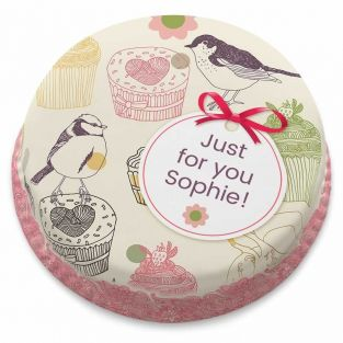 Little Birdies Cake