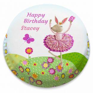 Ballerina Bunny Cake