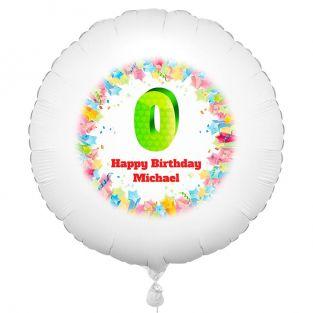Any Age Rainbow Balloon