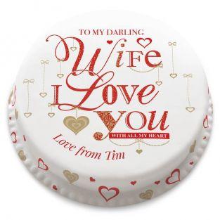 Wife Love Cake