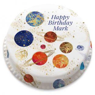 Universe Cake