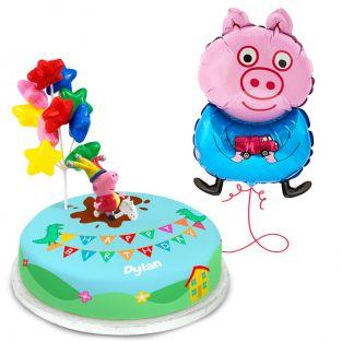 Peppa pig George Gift Set