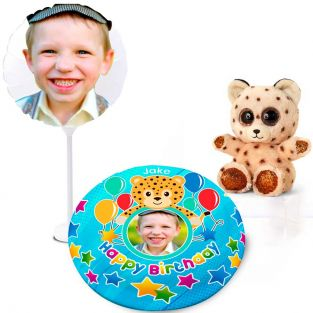 Leopard Photo Gift Set