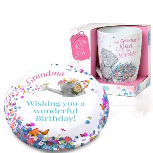 Flamingo Mother's Day Gift Set