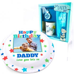 Daddy Photo Gift Set