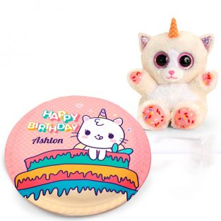 Happy Cat Gift Set