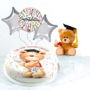 Graduation Ted Gift Set