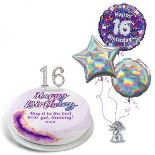 16th Diamond Sparkle Gift Set