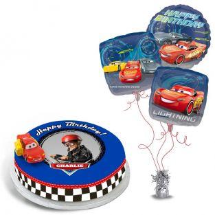 Lightning McQueen Cars Gift Set