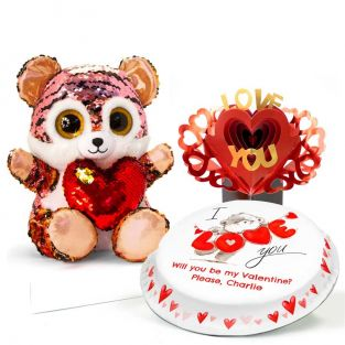 Teddy Love Gift Set - Large