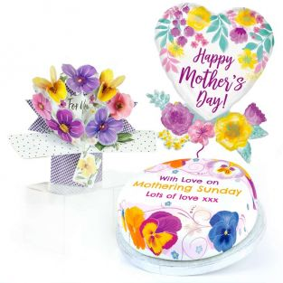 Flower Gift Set