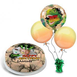 T-Rex Gift Set
