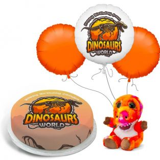 Jurassic gift set