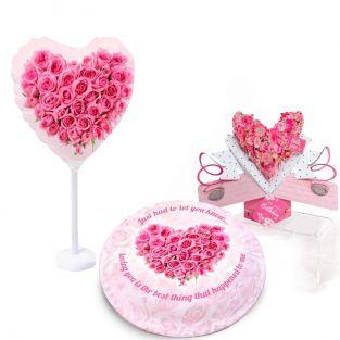 Love Heart Gift Set