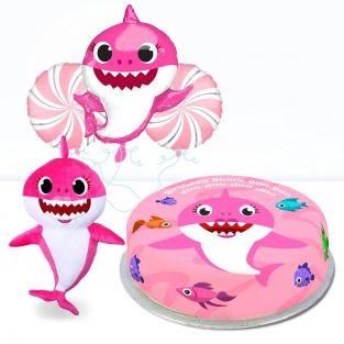 Mummy Shark Gift Set