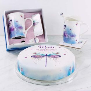 Beautiful Dragonfly Gift Set