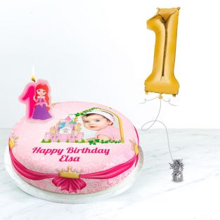 1st Birthday Princess Gift Set