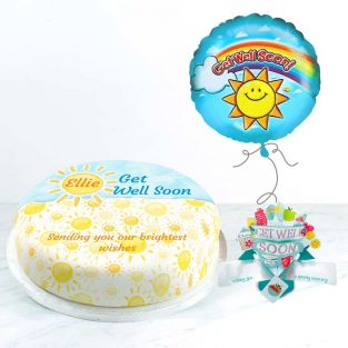 Summer Get Well Gift Set