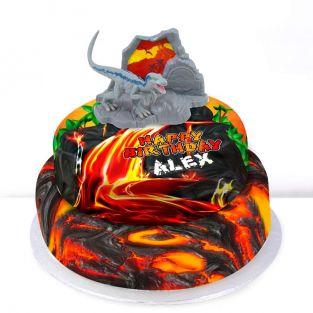 Jurassic Cake