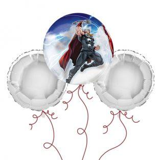 Thor Balloon Bouquet