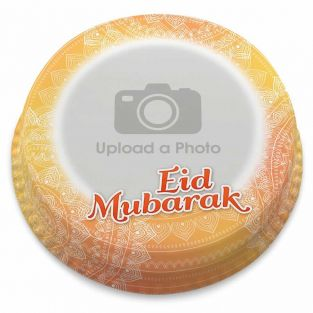 Photo Eid Mubarak Cake