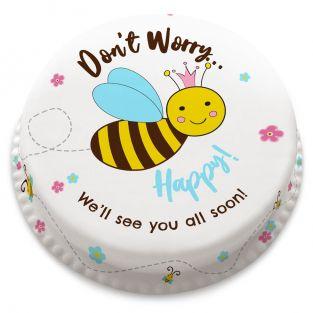 Bee Happy Cake