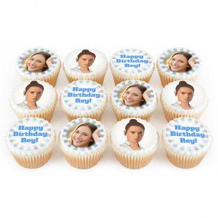 12 Sky Walker Cupcakes
