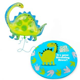 Brontosaurus Gift Set