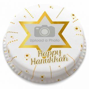 Hanukkah Star Cake
