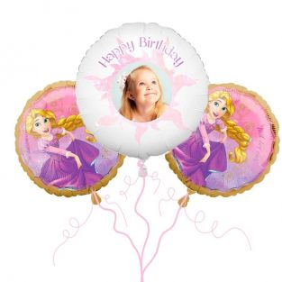 Disney Rapunzel Balloon Bouquet