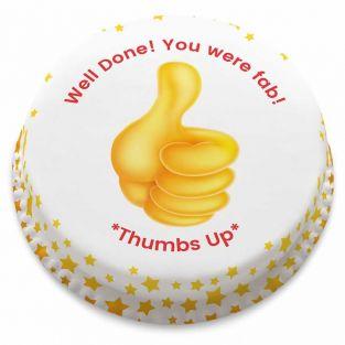Thumbs Up Cake