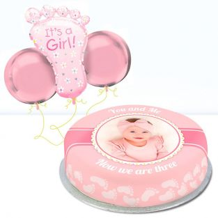 It's a Girl! Gift Set!