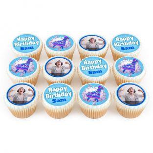 12 Loot Llama Cupcakes