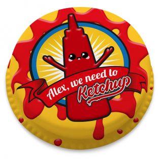 Ketchup Cake