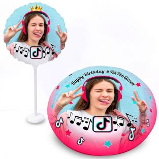 TikTok Themed Queen Gift Set